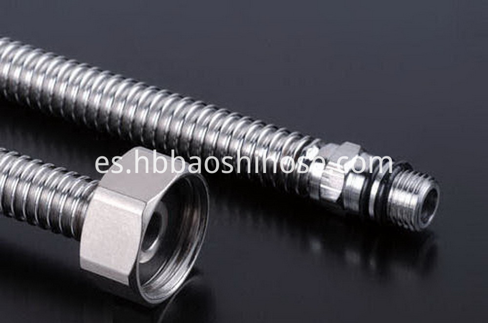 Flexible SS Metal Hose