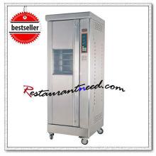 K105 13 étuve électrique d'atomisation d'acier inoxydable de plateau