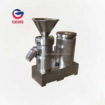 Home Toothed Colloid Mill Sojabohnenmilchmaschine Singapur