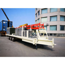 k q Shape Arch roof roll forming machine long span roll forming machine curved steel building machine Self -supportinig roofing