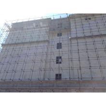 revestimento de parede de pedra artificial de painel de parede de mármore