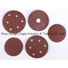 Velcro Sanding Disc (Aluminium Oxide)