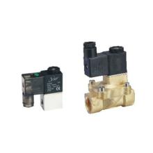 Válvulas de control de fluido neumáticas serie 2/2 vías 2V Ningbo ESP neumáticas