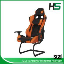 Cadeira de assento de corrida personalizada de laranja moderna 2016 vendendo quente na Europa