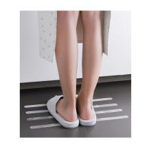 Fita antiderrapante descalço não abrasivo para chuveiros