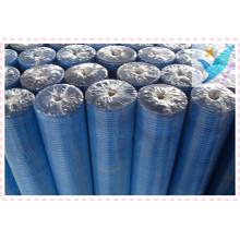 Malha de fibra de vidro de parede 10 * 10 90G / M2