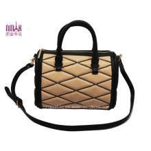 Quilted Ling PVC Hilly Bag N-1015