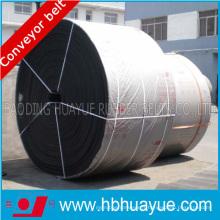 Bande transporteuse ignifuge de noyau entier de charge lourde de PVC / Pvg