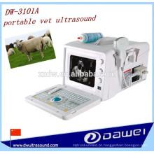 equipamento diagnóstico do ultra-som veterinário portátil do baixo preço