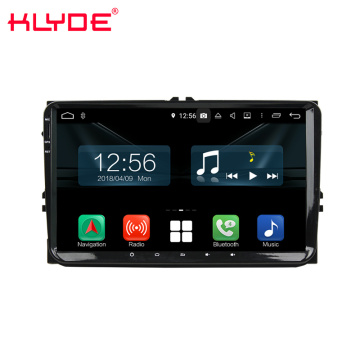 Android 10 Car Multimedia Player voor Volkswagen
