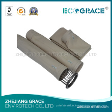Filtre à poussière Baghouse Acrylic Filter Bag