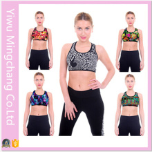 Chaussures Chaussures De Mode Nylon Printed Sport Yoga Bras