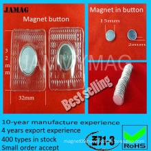 Jamad laminated neodymium magnet