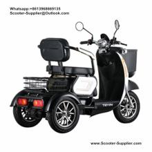 55 km elektrisches Dreirad 60v 20ah Roller