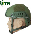 SWAT Special Force Bullet Proof Casco Kevlar Casco de armadura RÁPIDA