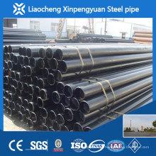 Tubo asiático feito em China ASTM A106 GR.B tubulação de aço sem emenda do carbono com entrega rápida