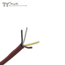 Super flexible fire resistant silicone rubber wire cable for fireworks