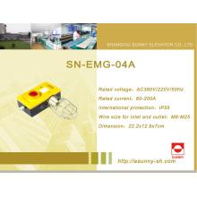 Caixa de manutenção de poço de elevador (SN-EMG-04A)