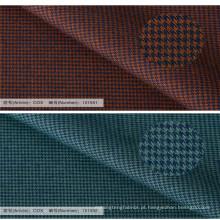 tecido de tecido de algodão tencel mais recente camisa formal projeta para homens