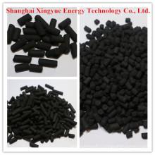 6х12 сетки Коко оболочки гранулированный активированный уголь для адсорбции золота