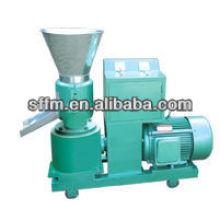 Motor direct grain feed machine