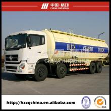 Caminhão de tanque seco da entrega da propriedade do pó (8X4) (HZZ5312GSN) para a venda