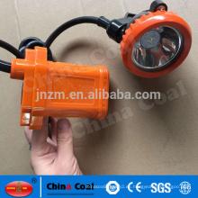 KL4LM lámparas de tapa de minería recargables