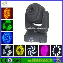 60w führte Spot bewegte Kopf Licht mit Gobo, Prisma LED Mini beweglichen Kopf