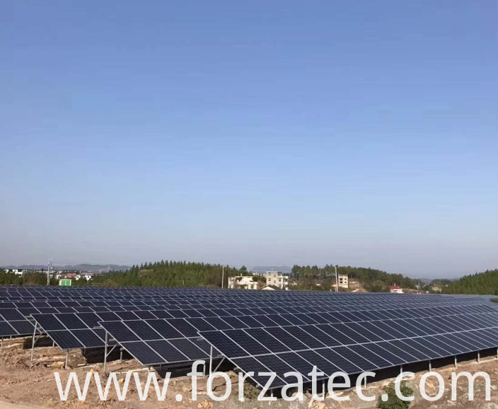 Photovoltaic Power System 1MW