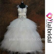 RSW204 Sequence Beads Schnürsenkel Hochzeitskleid