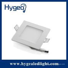 18W lumière de panneau LED dimmable, CE Lampe de LED à led RoHS