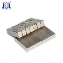 Huazuan 1200mm diamond saw blade segment for marble limestone cutting
