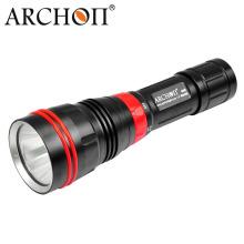 Magnetic Ring Control Portable 1, 000lumens CREE lampe de poche LED