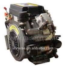 Двигатели с воздушным охлаждением, многоцилиндровые бензиновые двигатели