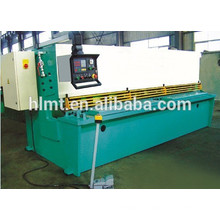 QC12Y-10x6000 hydraulic steel plate cutting and guillotine shearing machine