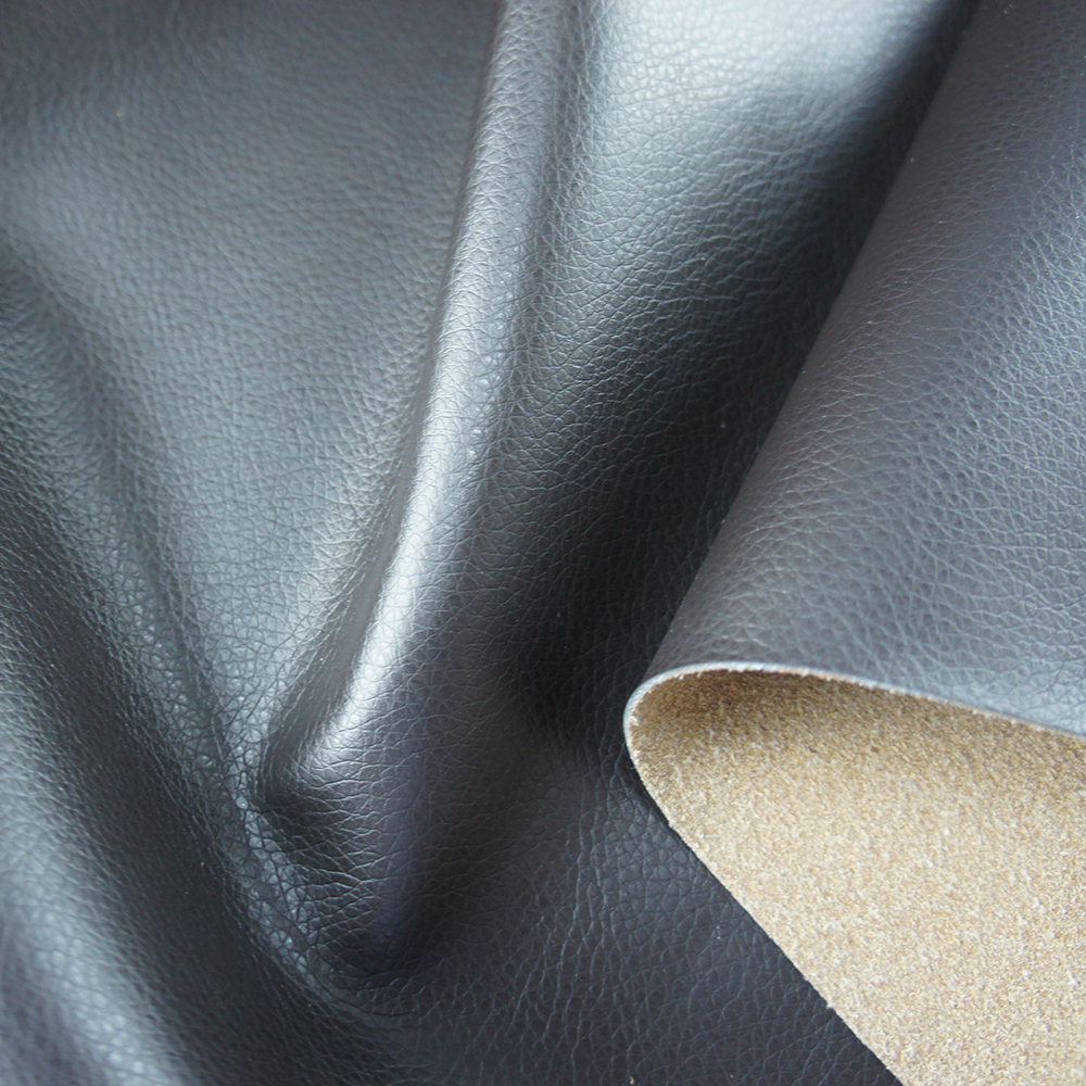 PU microfiber leather for bag