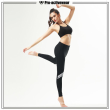 OEM Service Private Label Wholesale Activewear Black Women Pants
