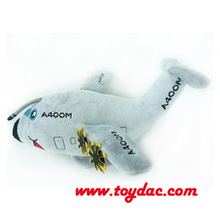 Plush Airline Toy Jet Flies