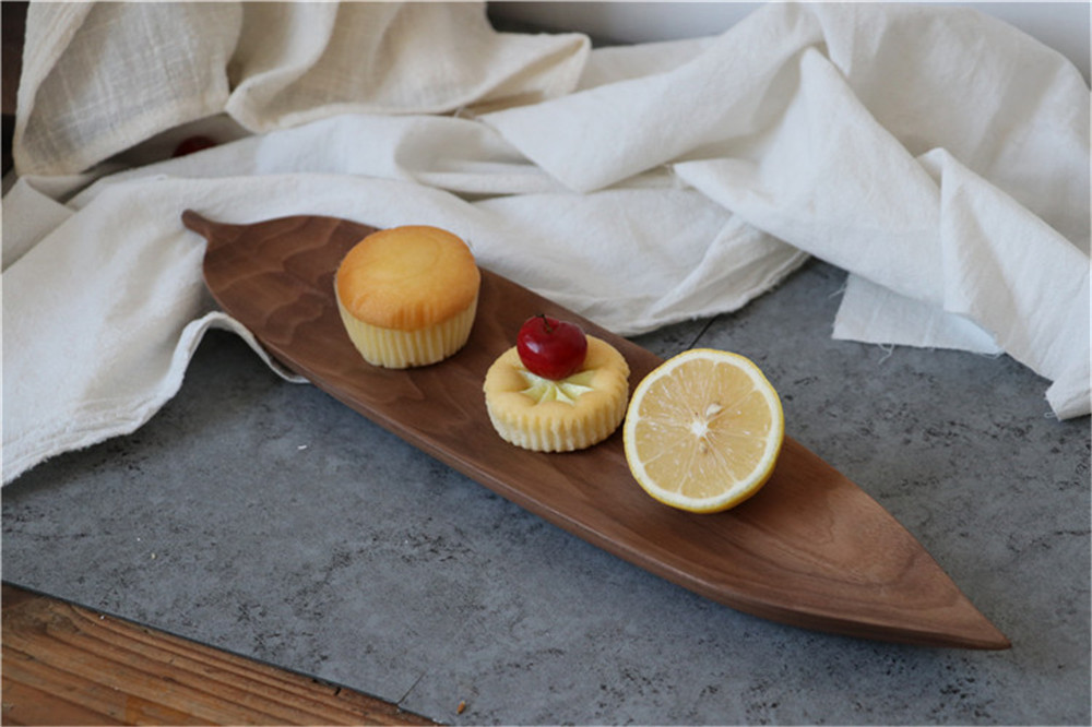 party wooden dish