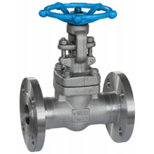 GB12235 4.0MPa Stainless Steel 304/316 Flange Gate Valve