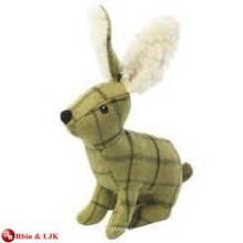EN71 y ASTM juguetes de juguete de peluche de conejo de juguete estándar