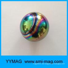 Heißer Verkauf buntes ferrite Magnetkugel magnetisches Spielzeug