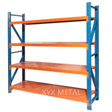 2X0.6X2m Laden 600kg Großhandel Mittel Duty Regal Warehouse Storage Rack