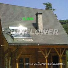 Sonnenlicht-Vakuumröhren-Sonnenkollektoren