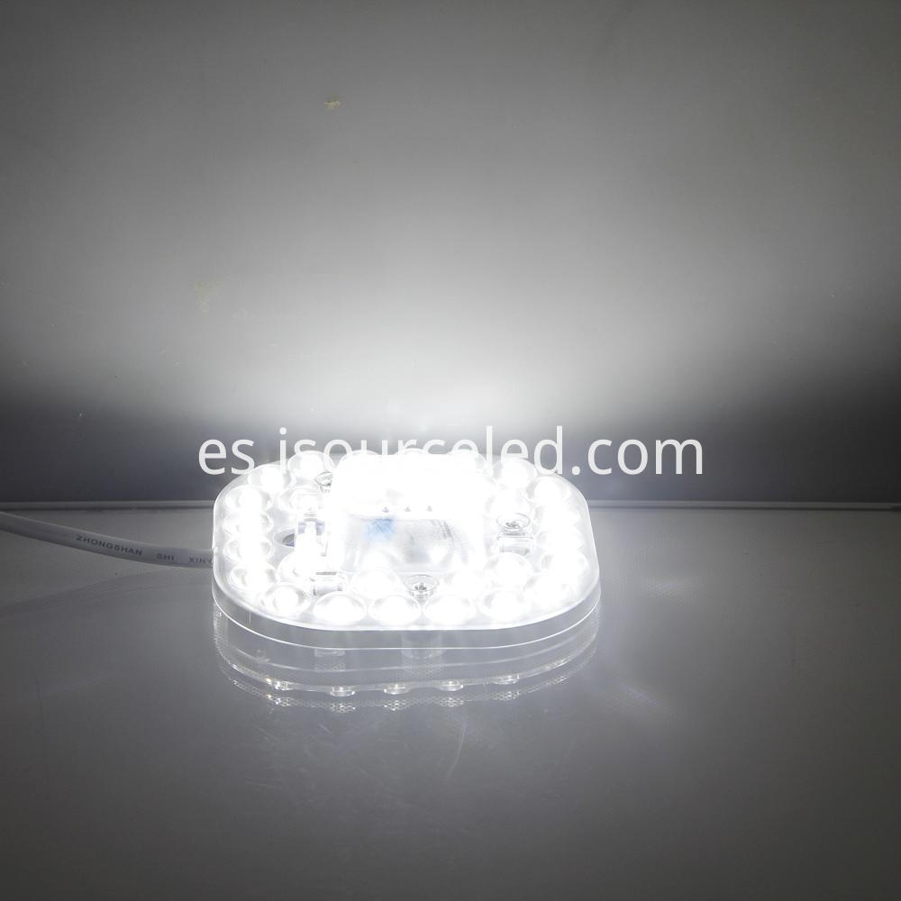 Aluminium 50000H 9w 10w led ceiling pcb modules