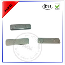 High quality magnet epoxy badges for factory supply