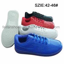 Zapatillas de goma de los zapatos nuevos del estilo nuevo zapatos de inyección (MP16721-1)