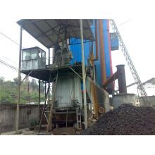 QM 1,2 M professionnelle monocellulaires petit charbon gazogène fournisseur en Chine
