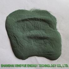 Зю 99% содержимого-зеленый кварцевый песок фильтра средств массовой информации
