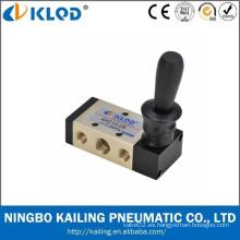 Válvulas neumáticas de control manual 4H410-15